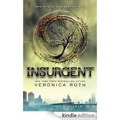 The second book in a new trilogy by Veronica Roth.