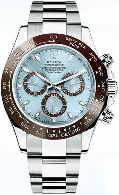 Rolex Cosmograph Daytona Platinum 116506