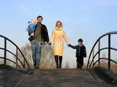 famili pictur, bridg
