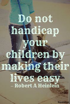 Wat je zelf kan, moet je zelf doen. Dat is ons motto. #ekkomi #kindercoach http://www.pinterest.com/ekkomikndrcch/