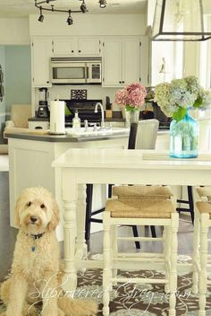 Gorgeous {Country Kitchen} Makeover!