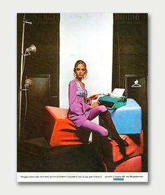 Olivetti Advertising, Early 1970s