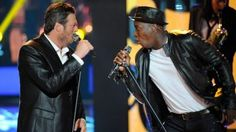 "The Voice: Blake Shelton and Jermaine Paul: ""Soul Man"""