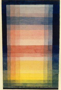 Paul Klee, Bauhaus carpet