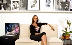 Iman, Former Model, to Receive Award - NYTimes.com