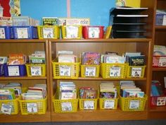 Would love to sort my books this way. Beth Newingham
