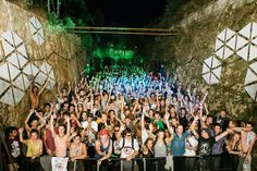 Outlook 2014: Taking the Bay of Petrcane by bass-heavy storm, this trippy music festival draws friendly ties between Jamaican reggae dancehall and underground dance-floor beats.