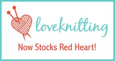 LoveKnitting.com Now Stocks Red Heart!