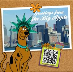 Scooby loves New York and with such a big city, he and the Gang were bound to have several adventures!