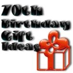 So you want to know what to get your mom, dad, friend, or loved one, etc on their 70th Birthday? You'll find some 70th birthday gift ideas on...