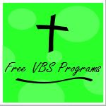 """Free VBS Programs--""""Wanted by God"""" Western theme"""