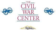 The Civil War Center at KSU provides educational programs, trips, resource materials and opportunities for the examination of the Civil War era, not only for its importance to the past but also for its relevance to the present and future. Click the pin to find out more!