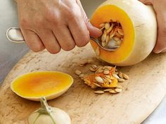 How to Break Down a Butternut Squash from #FNMag