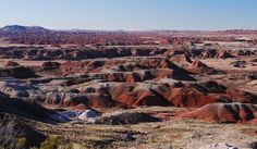 Painted Desert, Petrified Forest National Park - Bing Images