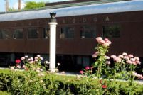 The Chattanooga Choo Choo ~ Where you can spend the night in a vintage rail car!