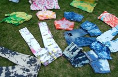 Urban Outfitters - Blog - Tie-Dye DIY: The Basics