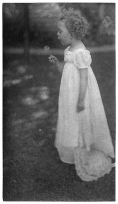 Ema Spencer, Dandelion, 1900