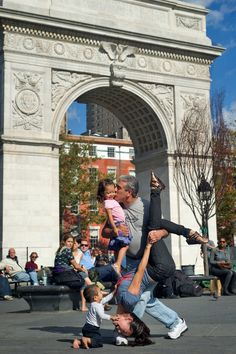 See this image of Washington Square, NYC - Jorge Torres in Jordan Matter's upcoming book: Dancers Among Us - in bookstores this fall!