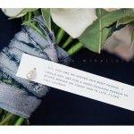 Great idea for bridesmaid bouquets!