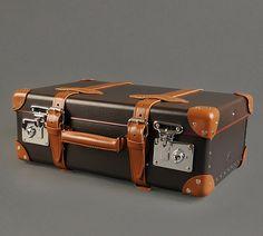 Globe-Trotter Stabilist Suitcase