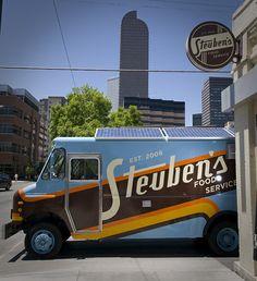 Steuben's Food Truck.
