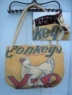 Feedsack Bags