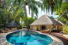 Kuramathi Island Resort in the Maldives | HomeDSGN, a daily source for inspiration and fresh ideas on interior design and home decoration.