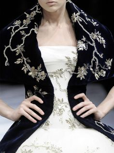 jacket, fallwint 2008, detail, fashion, coutur, dress, alexander mcqueen fall 2008, mcqueen fallwint, alexand mcqueen
