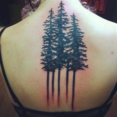 3 pines - Tattoo Ideas