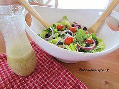 Olive Garden's Salad Dressing Recipe