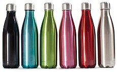 The S'well drink bottle from up and coming New York designer S'well, have given a new meaning to the word drink bottle.   Engraved with your own message, these bottles make awesome staff or client gifts. Portable and chic, available in six funky colours, double walled and insulated construction allows beverages stay hot or cold for a long time and fantastically10% of S'Well turnover goes to building safe and hygienic water sources in Africa and India through a partnership with WaterAid.