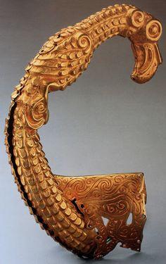 Sarmatian, 7th C BC, Northern Caucasus