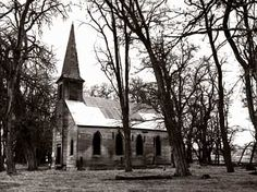 I love pictures of churches, especially old ones that you can tell have quite a story to tell