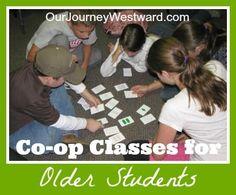 homeschool co op class ideas, coop logic, older student, homeschool coop ideas, homeschool coop classes