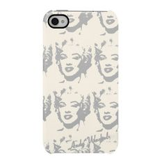 iPhone 4 Snap Case Marilyn Cream now featured on Fab.