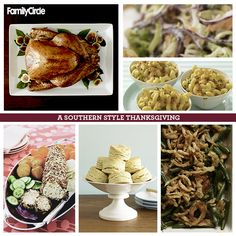 A Southern Style Thanksgiving #thanksgiving #holidays #turkey