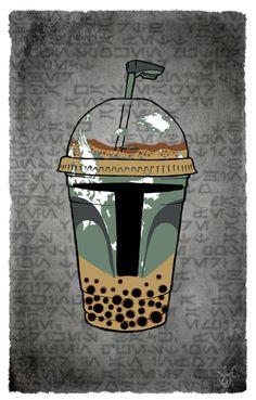 Boba Fett tea!