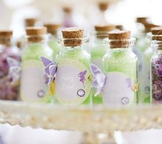 Dreamy Lavender Woodland Fairy Party - Hostess with the Mostess®