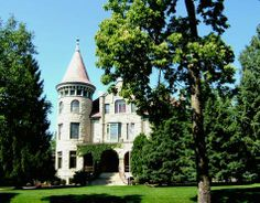 LaCrosse, WI stone mansion