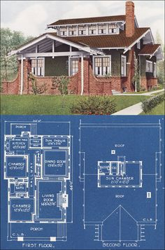 1921 American Homes Beautiful - 11942