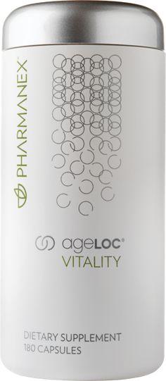 ageLOC Vitality - fo