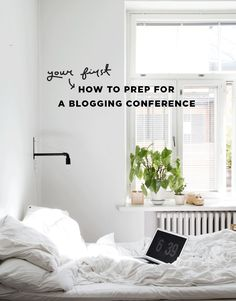 How I Prepared for My First Blog Conference