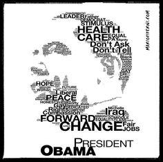 Barack Obama - President   -  http://mpiperni.com/