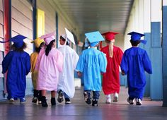 Commencement Address for the Preschool Class of 2014 : The New Yorker