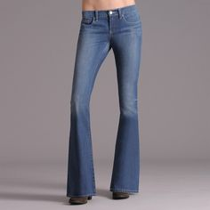Lila Flare Flap Halsted