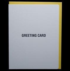 greeting card card