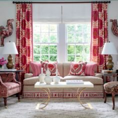 Brunschwig and Fils is the best! #interiors