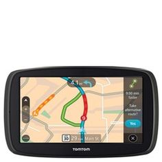 TomTom Go GPS Navigator - Shop Stoneberry on Credit. A must-have on your summer road trips! #Stoneberry