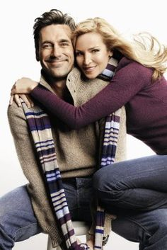 Jon Hamm & his girl