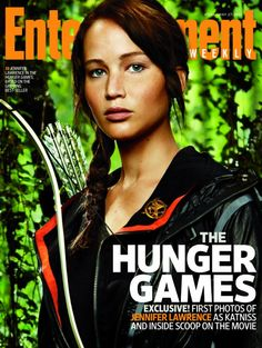 The Hunger Games!! Can't wait to see it :)